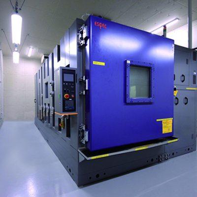高度・温度・湿度耐候性着氷試験装置